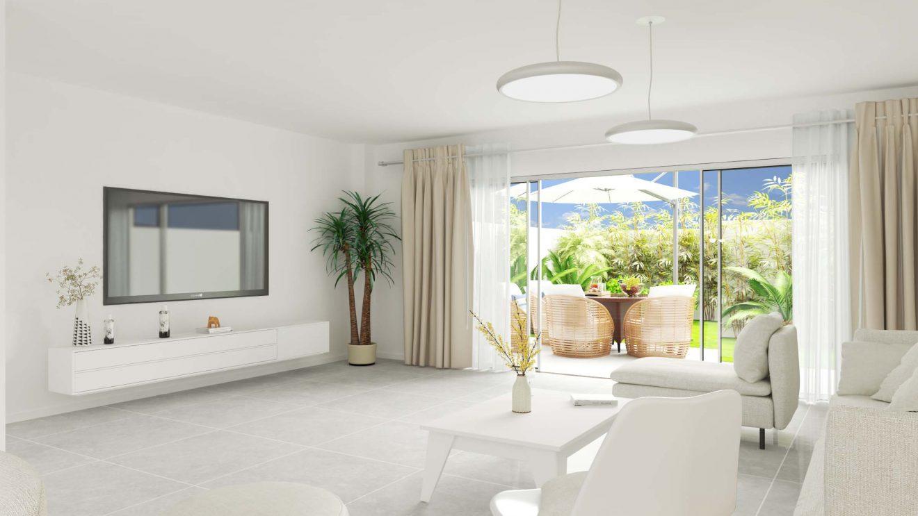 Infografías 3D de Interiorismo