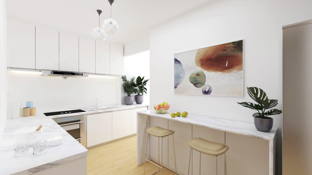 Proyectos 3D de interior