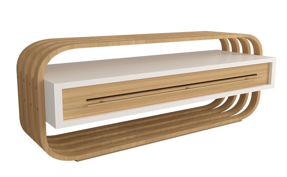 Modelado 3D de muebles
