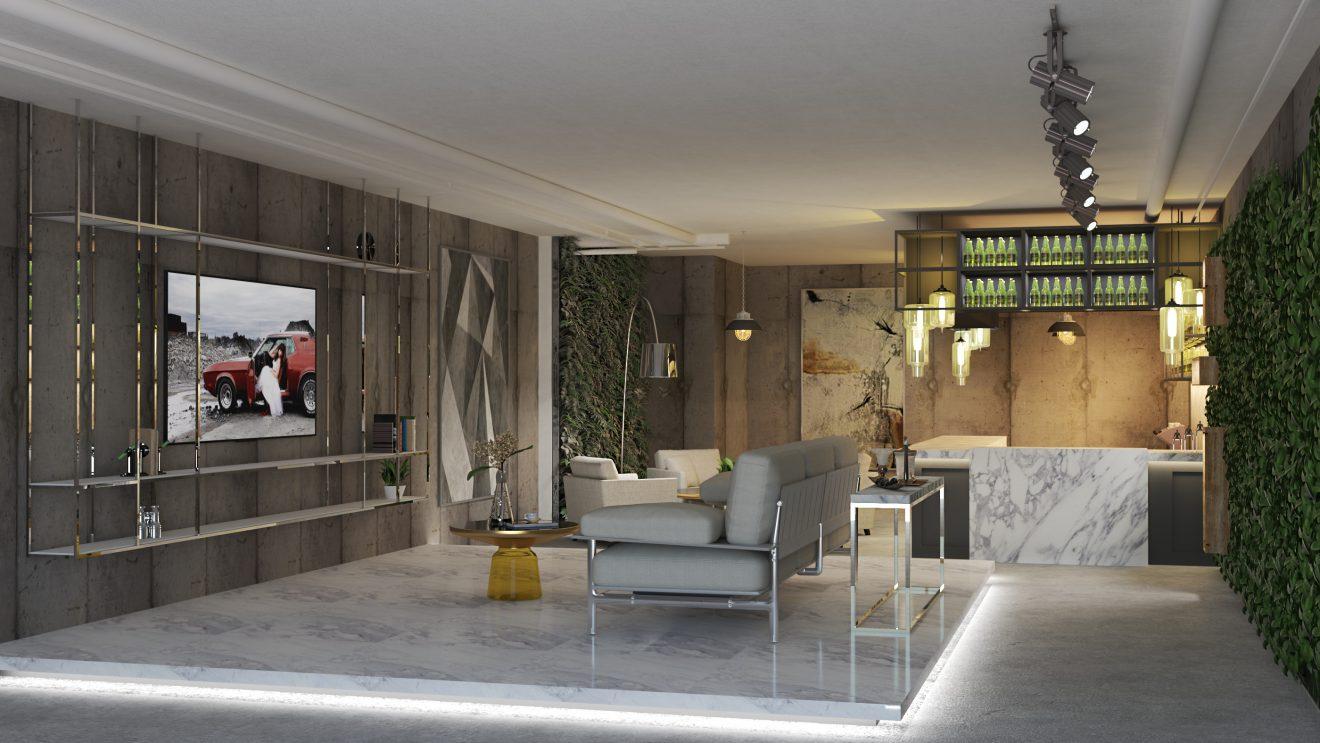 Infografías 3D de interior