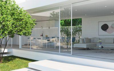 Punto de vista en 3D, para un arquitecto de Madrid