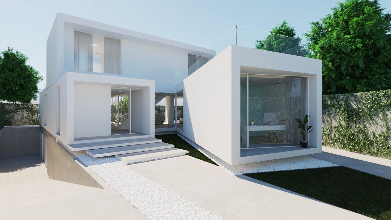 Render y Arquitectura 3D