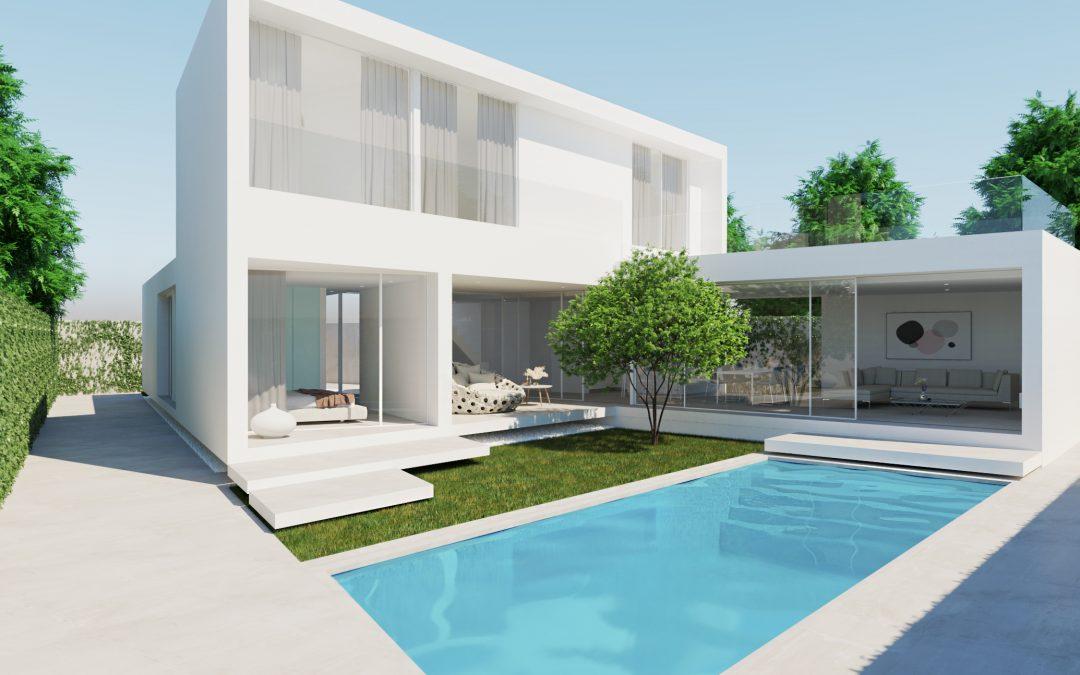 Renderizado 3D para arquitectos
