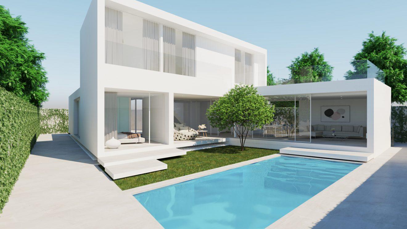 Render 3D para arquitectos