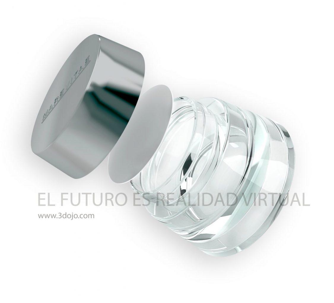 Modelado 3D online de Productos