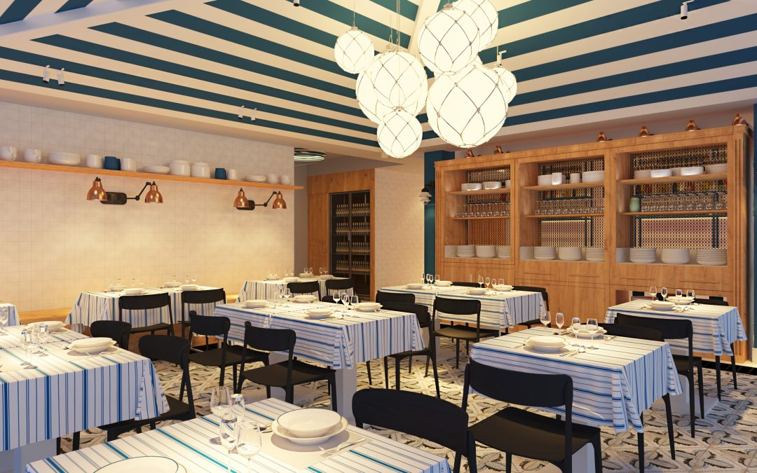 Proyecto 3D de interior en Madrid