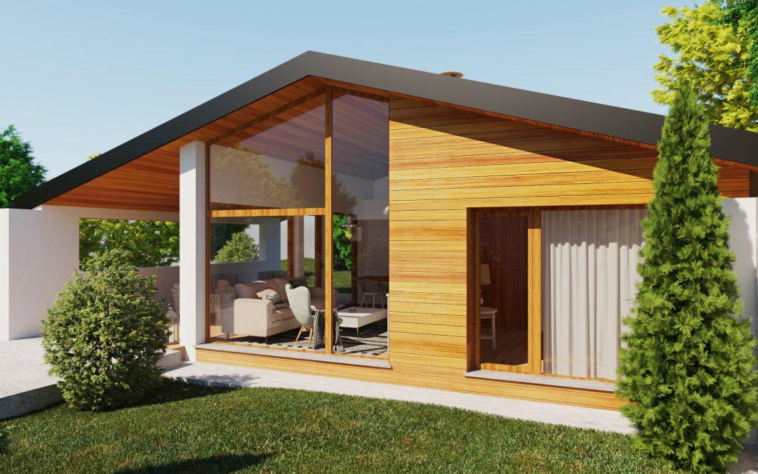 Infografías 3D de Proyecto de Casa