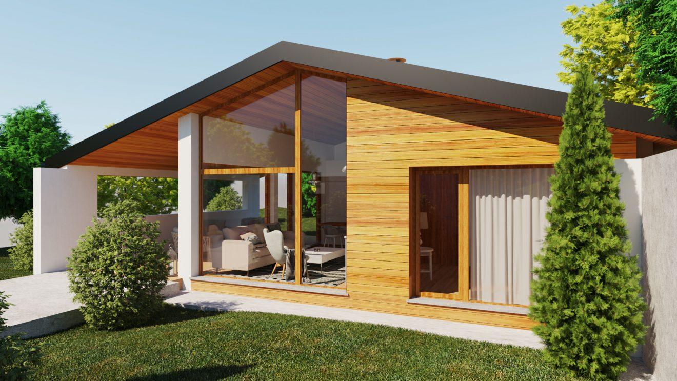 Infografías 3D de interiores y exteriores