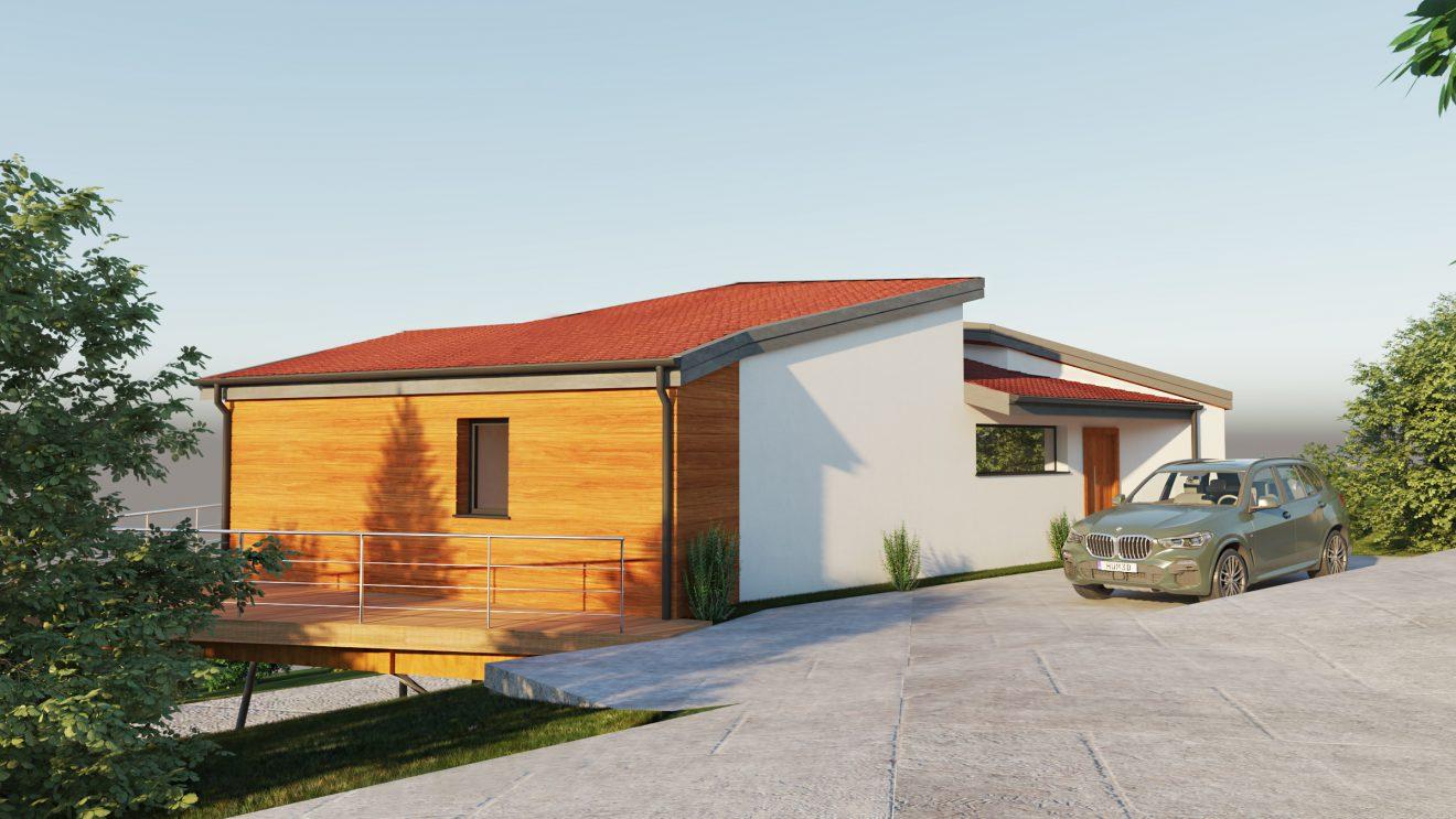 Visualizaciones 3D de casa con gran realismo