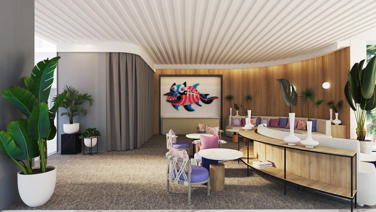 Render 3D para interiorismo