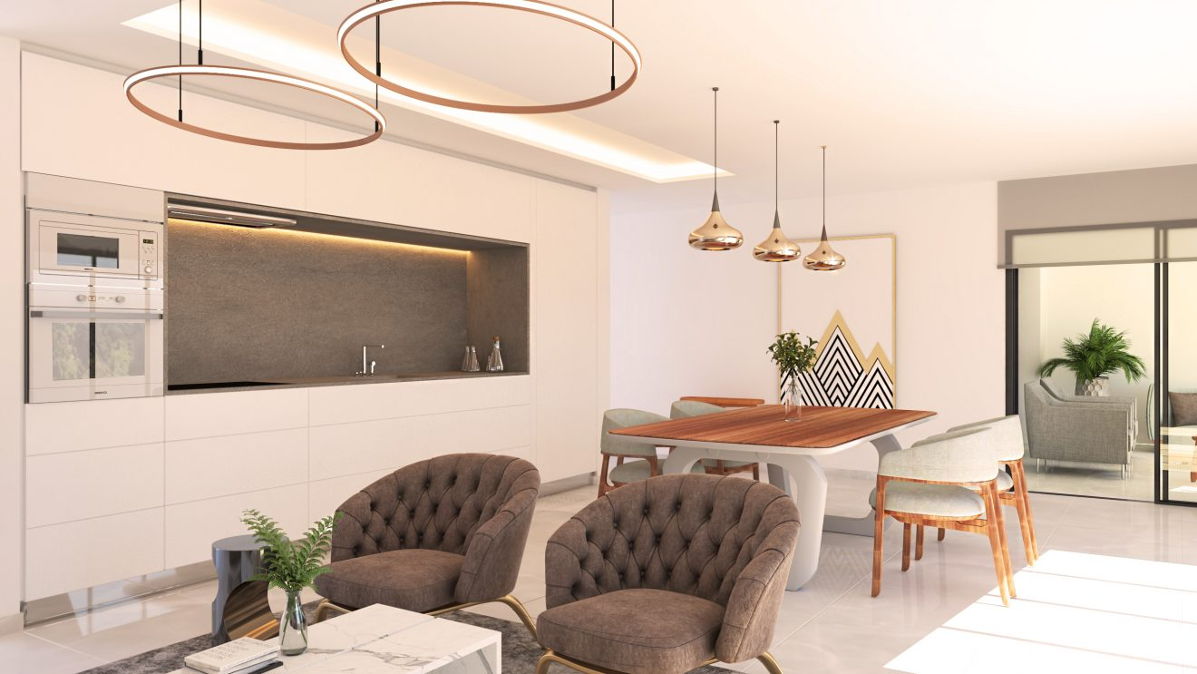 Infografía 3D para Promotoras Inmobiliarias