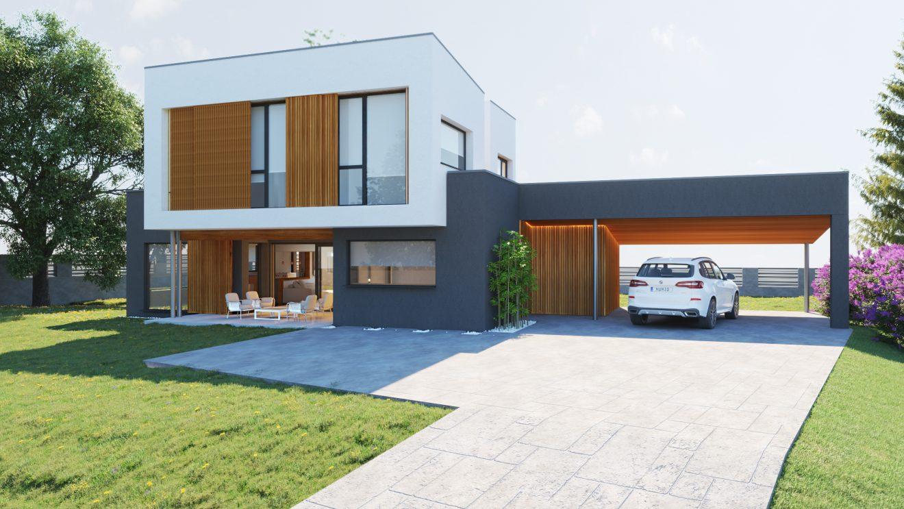 Proyectos Arquitectura 3D