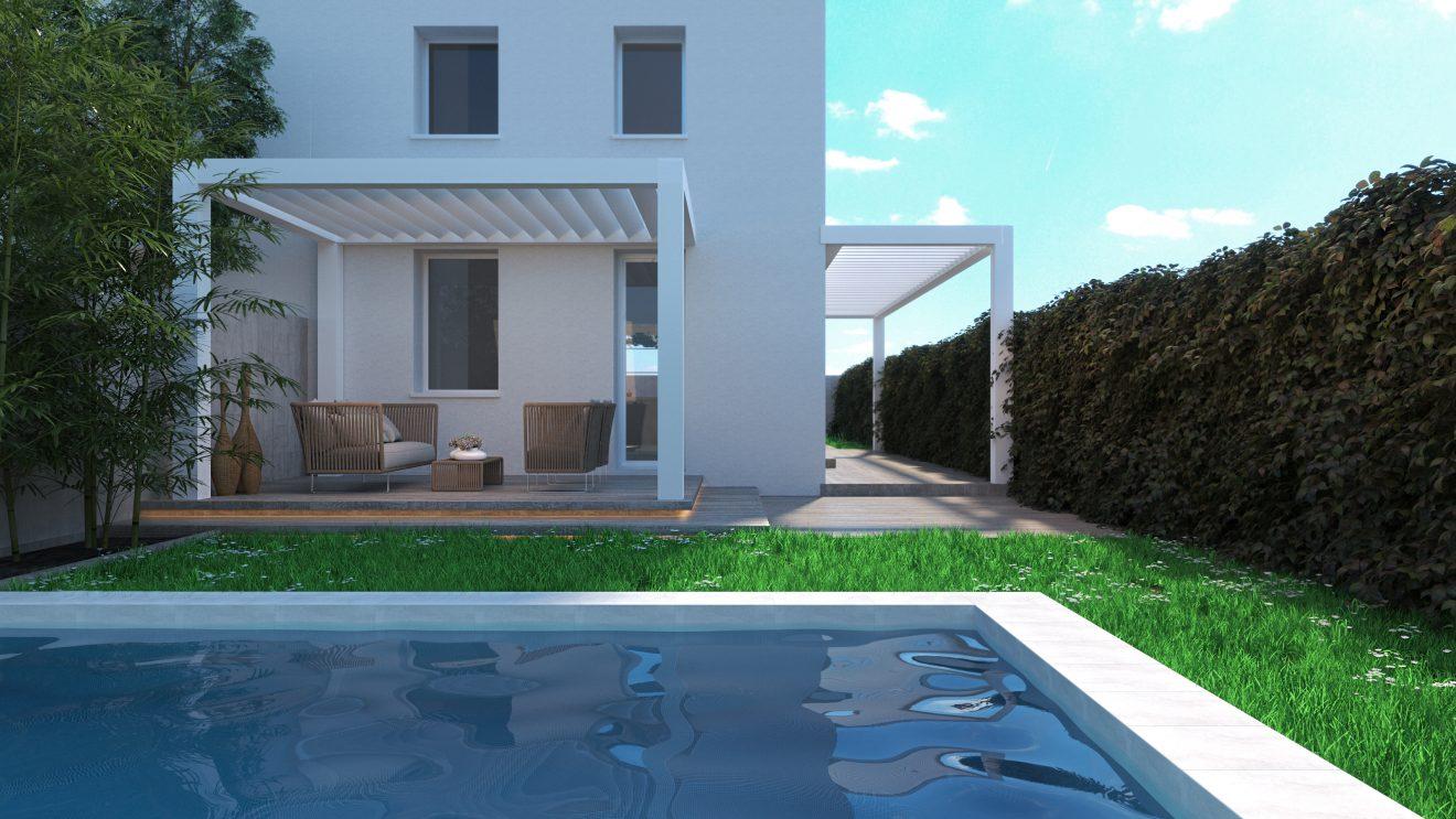 Renders 3d para inmobiliarias en Madrid