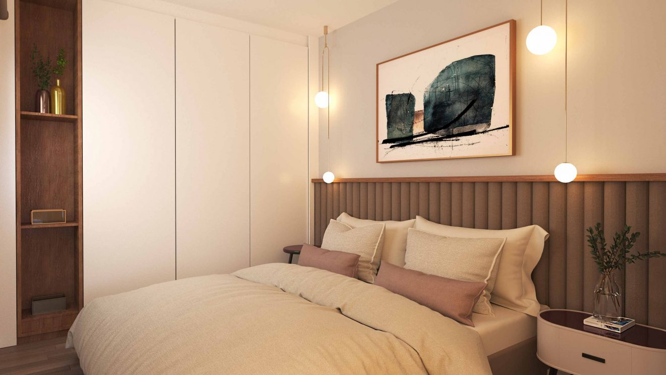 Apart hotel interiorismo